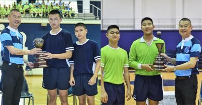 ภาพกิจกรรม : การแข่งขันเทเบิลเทนนิส และแบดมินตัน