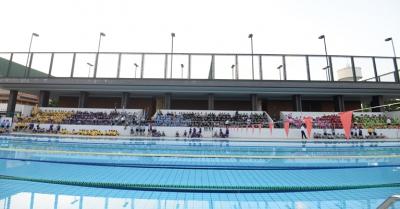 ภาพกิจกรรม : การแข่งขันว่ายน้ำ (ภายใน) ปีการศึกษา 2563