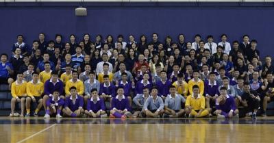 ภาพกิจกรรม : การแข่งขันกีฬาครู นักเรียนม.6 ปีการศึกษา 2563