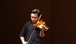 Sound of Scandinavian. Junior Recital by Jirapahn Khaokum